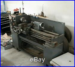 12 x 30 Manual Engine Lathe Includes Chucks and Tool Holders, X/Z DRO