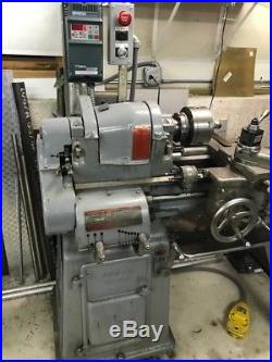 13 South Bend CLK Lathe with Taper Attachment, lots of tooling
