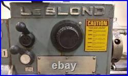 15 x 54 LeBlond Regal Servo Shift Tool Room Engine Lathe LMC #45969