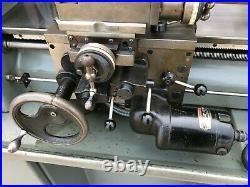 1976 Metric Hardinge Hlv-h Super Precision Tool Room Lathe Hlvh Hlv Feeler Sharp