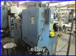 1981 MORI SEIKI SL-1 CNC Lathe FANUC 6T 4K RPM 10 HP 6 CHUCK ATC 8 Tools