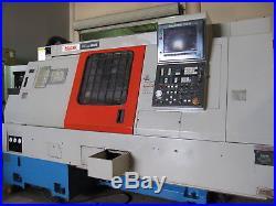 1993 MAZAK SUPER QUICK TURN 15MS CNC Live Tool LATHE with