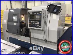 1993 Mori Seiki Sl-25y Live Tool, Y Axis Fanuc Control Cnc Lathe