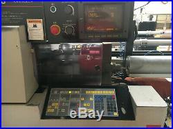 1994 Citizen L-20 Type VII CNC SWISS LATHE, Sub Spindle, Live Tools