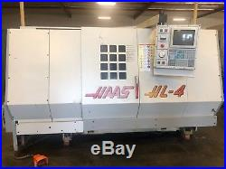 1996 HAAS HL-4 CNC TURNING CENTER WithTOOLING