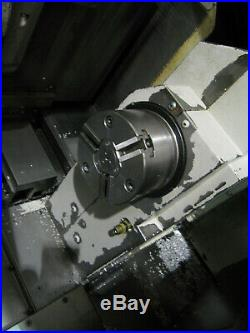 1999 MORI SEIKI ZL-150 6-Axis CNC LATHE with Sub-Spindle Twin Turret, Live Tooling