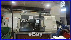 1999 Mazak Integrex 30Y CNC Lathe Synchronous Milling Spindle, 40 Tools