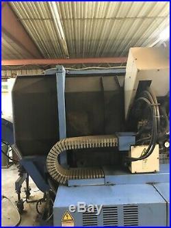 2 Mazak CNC Lathes with live tooling