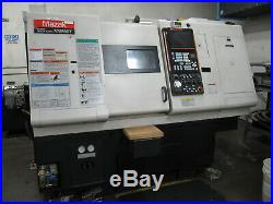 2005 MAZAK SUPER QUICK TURN 100MSY CNC Lathe with Y-Axis, C-Axis, Live Tooling