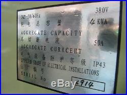 2006 CNC GANG TOOL LATHE Swing 11.8, Workpiece Length 5, 3600-RPM