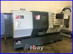2013 Haas ST-20 CNC Lathe withTool Presetter, Parts Catcher & Chip Conveyor