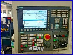 2013 Romi C420 CNC Lathe Siemans 828D Control Tool Room CNC Lathe
