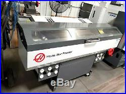 2017 Haas ST-10Y CNC Lathe Live Tooling, Bar Feed, Parts Catcher