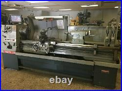 21 x 80 American Turnmaster Engine Lathe with DRO, tooling, inch/metric