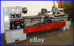 22 Swg 80 cc Satesa STB-RE ENGINE LATHE, Inch/Metric, Gap, 3-Jaw Chk, Steady, Tool