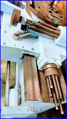 2MC WARNER & SWASEY TURRET LATHE Machine Shop Tool MAKE OFFER-Free Ship