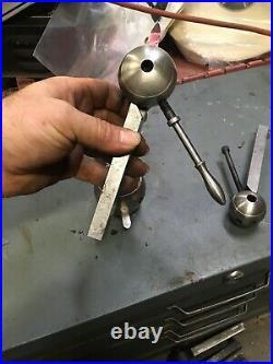 3pc Radius Turning Tool Holder Set Radii Metal Lathe Southbend Atlas Clausing