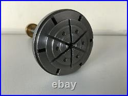6 Jaw chuck for 8mm watchmakers lathe