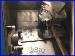 99 Mazak Integrex 50R/800C CNC Lathe 12 Chuck Fusion Mazatrol 640T Live Tooling