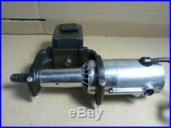 ATLAS CRAFTSMAN 10-12 lathe tool post grinder attachment Logan South Bend 01-C1