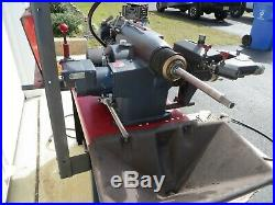 Ammco 4000 Disc & Drum Brake Lathe With Bench And Lots Of Tooling Nice
