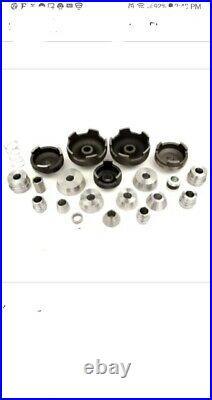 Ammco Model 4000 Brake Lathe Rotors & Drum Lathe With Bench & Tooling Used