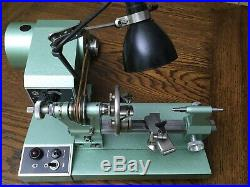 Andrä & Zwingenberger Jeweler/Watchmaker Lathe MINT! Free Ship with Buy it Now