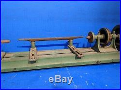 Antique Goodells Improved Pratt Treadle Lathe