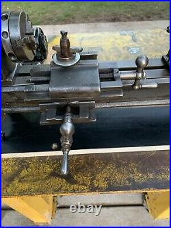 Antique Jewelers Gunmakers Watchmakers Vintage Metal Lathe