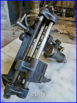 Antique Vintage RARE MACHINIST KEYWAY CUTTER Lathe Milling and Grinding