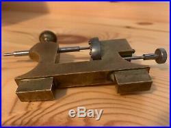 Antique Watchmakers Pivot Drilling Lathe
