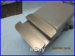 Atlas Craftsman 12 Commercial Lathe Tool Post Slide & Upper Swivel