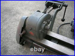 Atlas Craftsman 618 Metal Lathe With Tooling Nice Shape Ready To Use