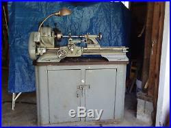 Atlas TH42 Metal Lathe 10 x 24 with tooling
