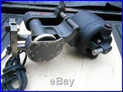Atlas craftsman lathe tool post grinder model 450, 9-451 with Dumore motor