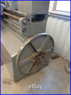 BRAND NEW! SOUTH BEND 27x40 BIG BORE LATHE, WELL TOOLED PRICE DROP