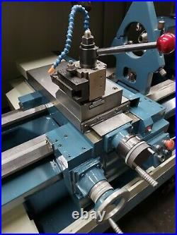 BRIDGEPORT ROMI EZ-PATH II CNC Lathe 20 x 40. Loaded w Tooling & Features
