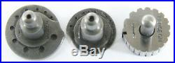 Bergeon 1766 Watchmakers Lathe Pivot Drilling Burnishing Jacot Tool Boley #590