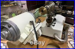 Boley Flume F53 Watchmaker lathe 8mm