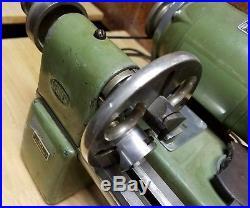 Boley Leinen WW Watchmakers Lathe
