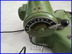 Boley Leinen Watchmakers Lathe Motor 220v-110v