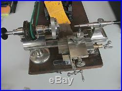 Boley Precision Bench Model Jeweler's Lathe