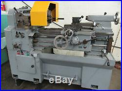 CADILLAC 14 x 22 Manual Engine Lathe with Bison Chuck, Quick Change Tool Post