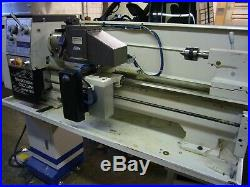 CNC Lathe with 6 Turret Tool Changer