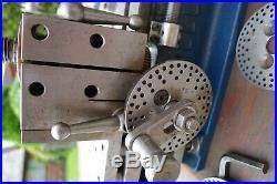 COWELLS Lathe Wheel and Pinion CUTTING MACHINE ENGINE DIVISION PLATES C90
