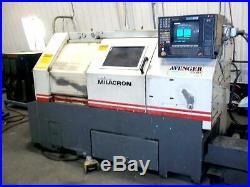 Cincinnati Milacron Avenger 250MT CNC Turning Center Lathe- Live Tooling