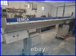 Citizen Cincom L32 Swiss Lathe, 1999 IEMCA 542 Boss Bar Feeder, Tooling Includ
