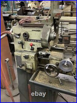 Clausing Lathe 5914, WithTooling, Grinder, Drill Press Package