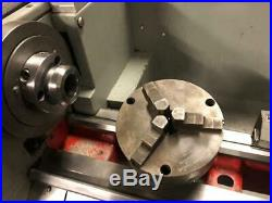 Clausing M250 TOOL ROOM LATHE With 5C CLOSER (LIFT GATE SERVICE TO YOUR DOOR)