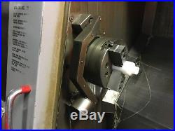 Cnc Haas Sl 30 T Cnc Lathe 10 Hyd Chuck, Tool Presetter Prog Tailstock 30 HP